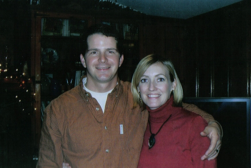 Lee and Caroline Carpenter